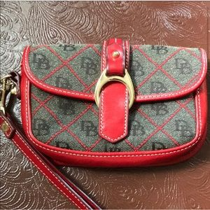 Dooney and Bourke Wristlet Bag